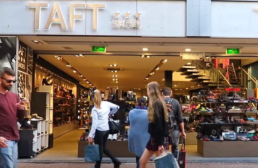 ir de compras en amsterdam